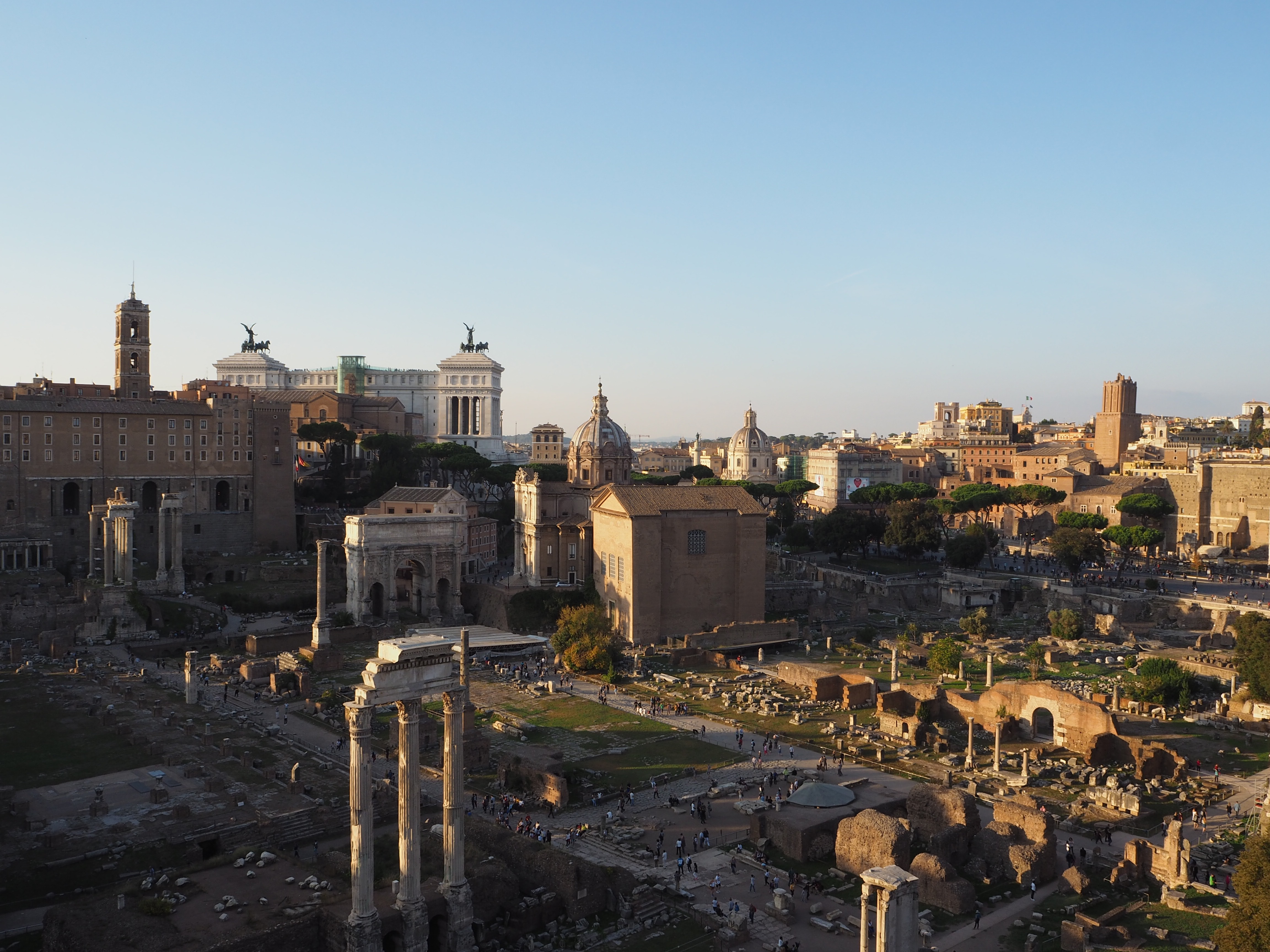 Travelguide – alle Wege führen nach Rom